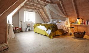 Totaalinrichting slaapkamer inclusief meubels