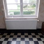Vernieuwing en installatie van de verwarming